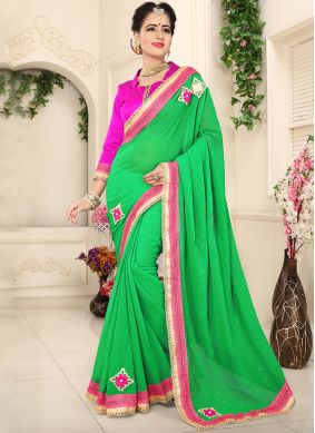 Prominent Classic Saree For Festival