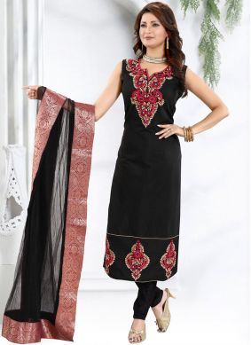 Ravishing Fancy Churidar Designer Suit