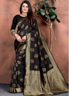 Remarkable Silk Saree For Party