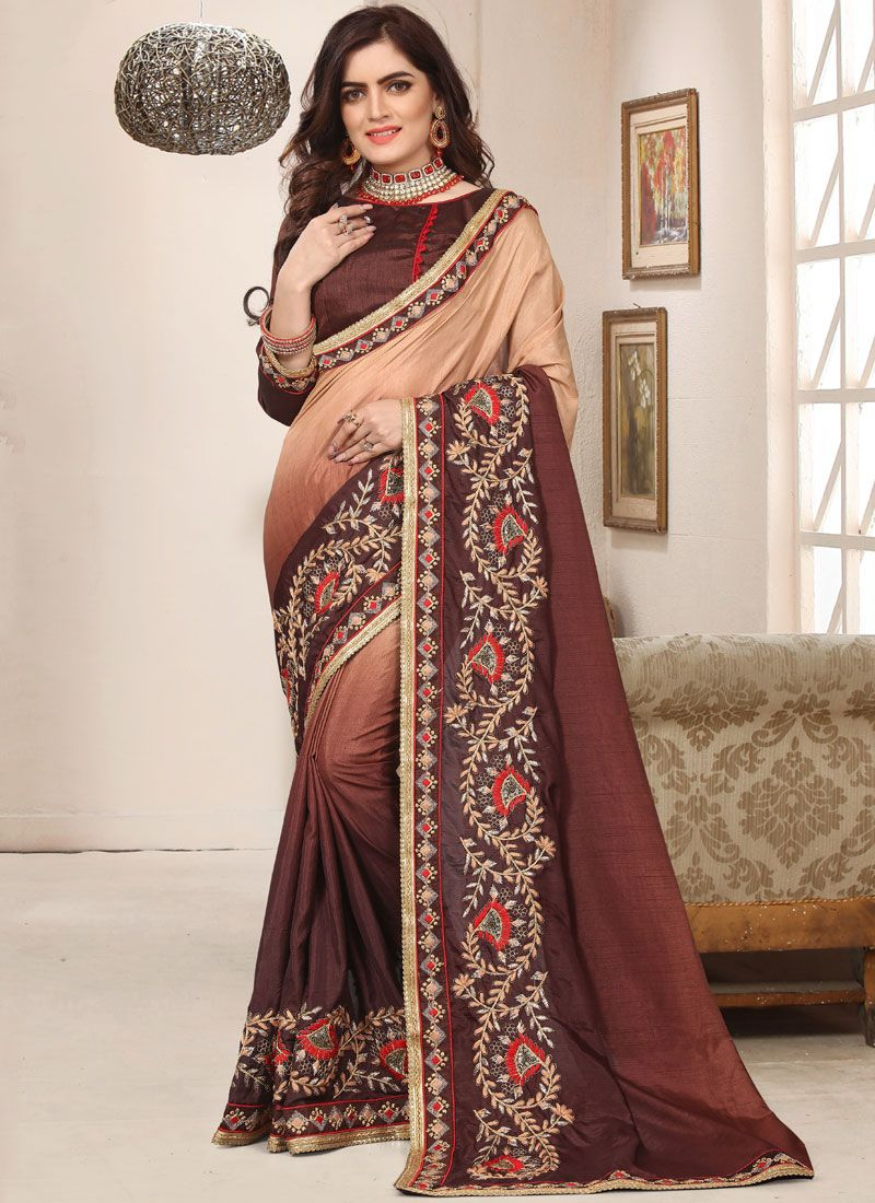 Sightly Zari Trendy Saree
