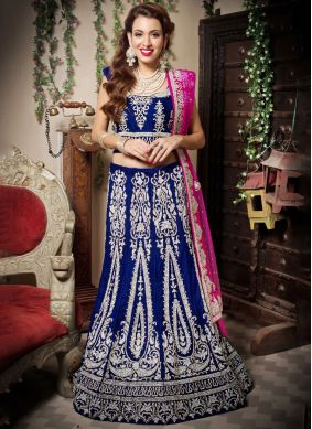 Subtle Trendy Lehenga Choli For Sangeet