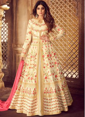 Sunshine Embroidered Wedding Designer Lehenga Choli