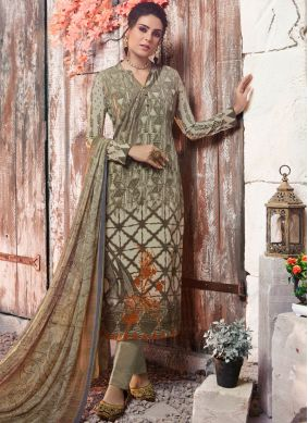 Superb Multi Colour Festival Designer Pakistani Suit