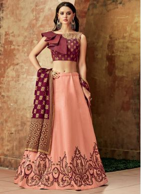 Voguish Embroidered Lehenga Choli