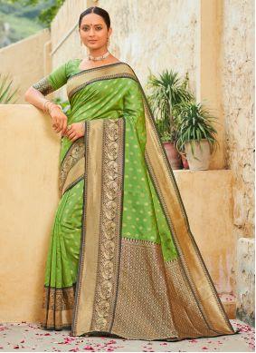 Weaving Ceremonial Traditional Designer Saree