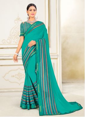 Weight Less Fancy Classic Saree