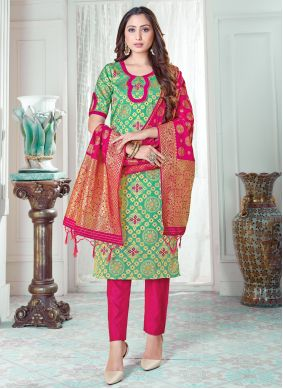 Woven Pant Style Suit